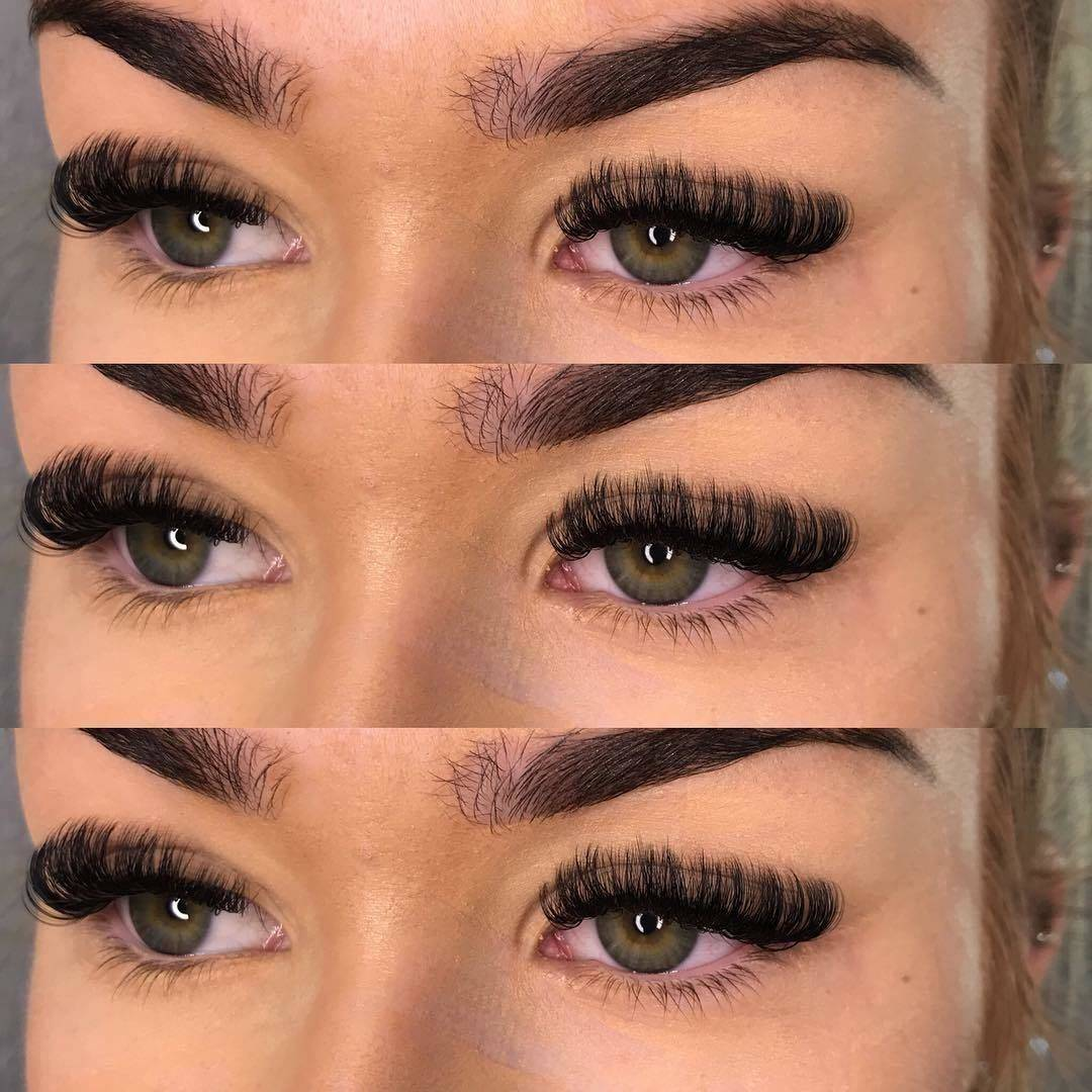 Now these are what you call LASHES!!  Rebecca Lashes  To book visit - www.theprettyco.co.uk