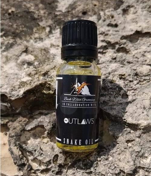 Outlaw's Hair Serum / Beard Oil