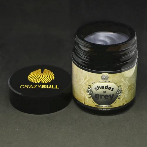 crazy Bull shades of grey