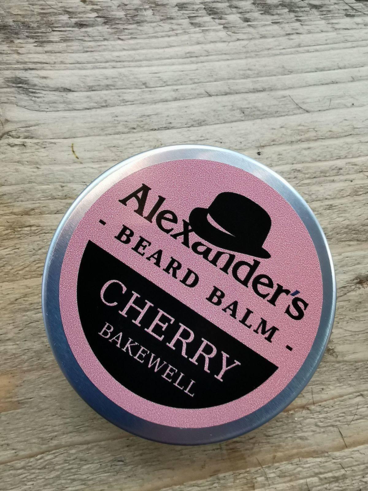 Beard Balm - Cherry Bakewell