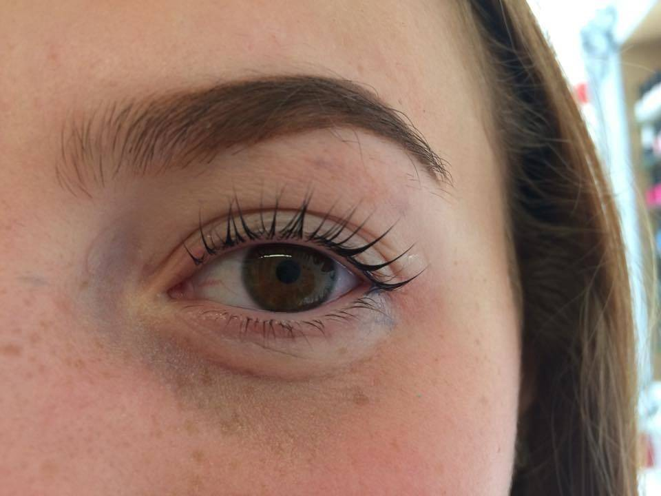 08323caba9f Call us on 01992848039 to book your appointment! Lash lift and tint results  done today by Elise! Only £30 lasting 6-