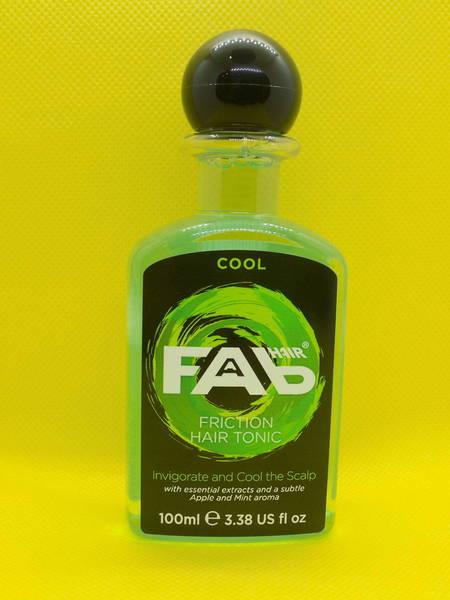 Fab Hair Tonic 'Cool' 100ml