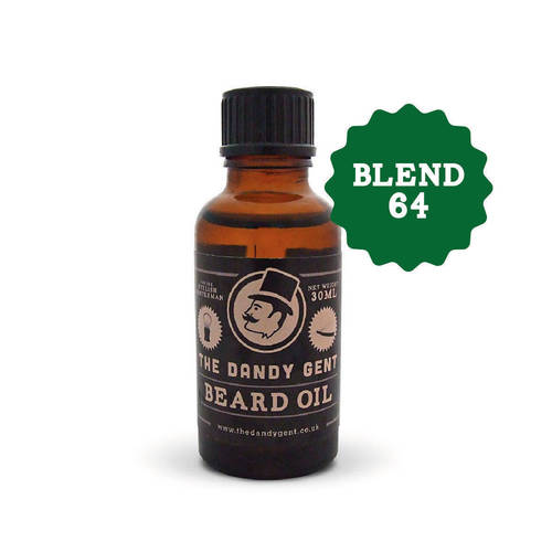 Beard Oil - Blend 64 30ml
