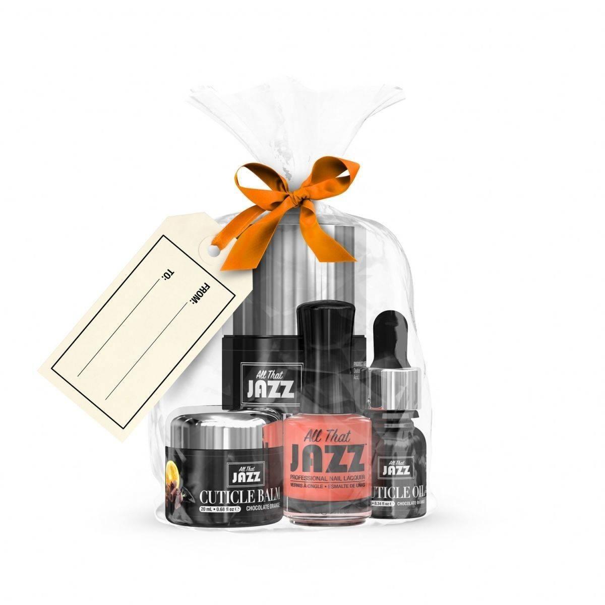 Chocolate Orange Gift Set