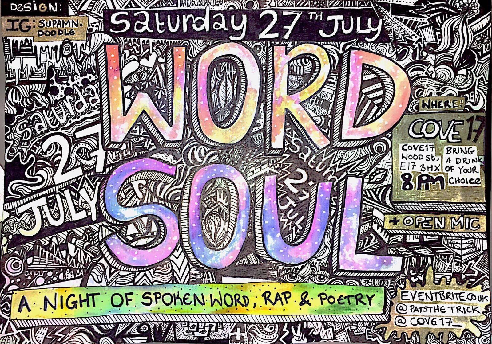 Word Soul July 2019