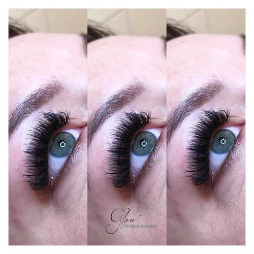 Fresshhhh Infills for the weekend ✨ @novalashuk #novalashornothing #novalashcertified #lashartist #novalash #felixstowe #americanvolume #lashboss
