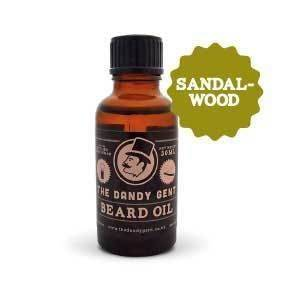 Beard Oil - Sandalwood 30ml