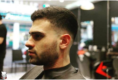 Suns out ☀️ Time to look Sharp , get down to MBF Enfield Town for a fresh trim ...