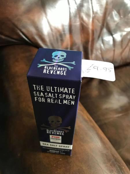 Bluebeards revenge Sea Salt Spray