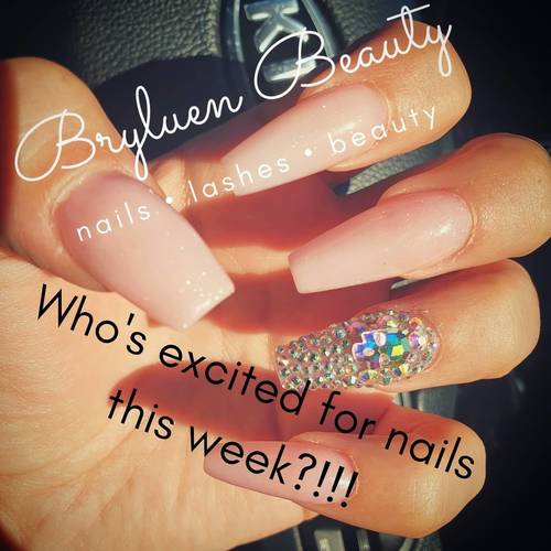 Whos excited?! I know I am. #nailtech #nails2020 #exciting #nailsofinstagram #nailsoftheday #nailextensions #nailsincornwall #nailinspo