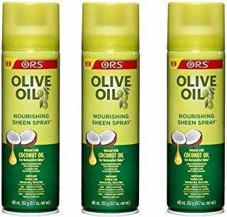OLIVE OIL HAIR SPRAY