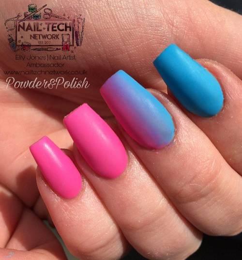 Basic full set with 1 nail art