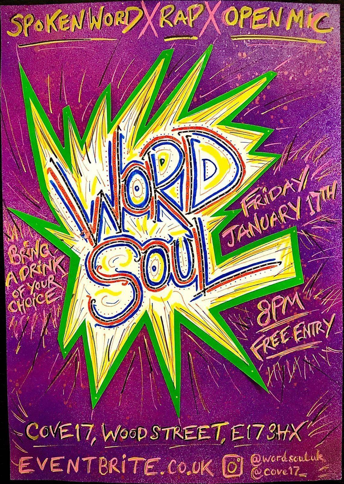 Word Soul Jan 2020