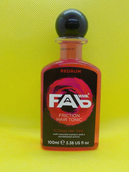 Fab Hair Tonic 'Redrum' 100ml