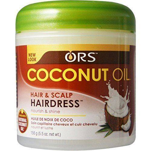 COCONUT OIL HAIR SCALP