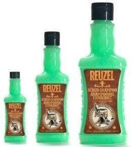 Reuzel Shampoing Exfoliant Pour Cheveux 350ml
