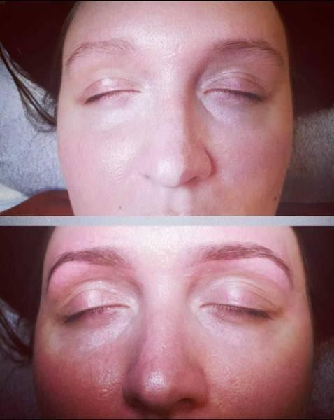 A Natural Eye Brow Shape & Eye Brow Tint: The Beauty Box, Duston, Northampton