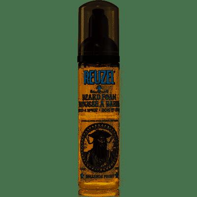 Reuzel Beard Foam Cleanser - Wood & Spice Blend