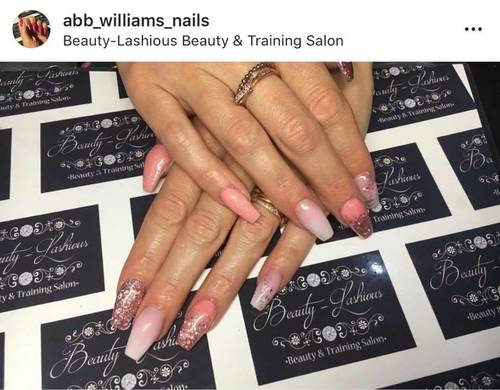 Abbie's got spaces Saturday for nails! Get yourself booked in www.beauty-lashious.co.uk