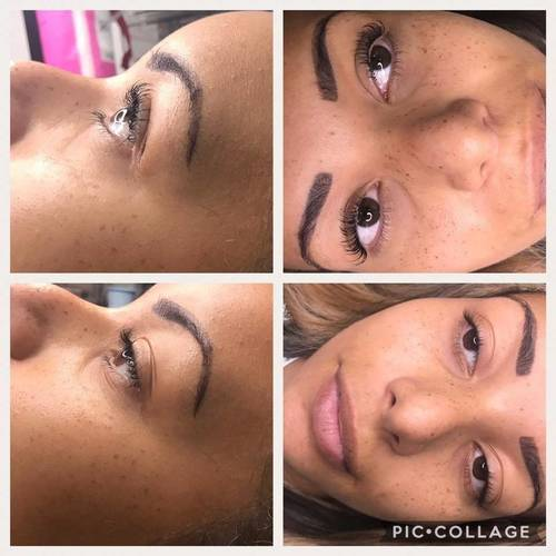Lash lift offer with Annie on Saturday just £20! Book on the website www.beauty-lashious.co.uk