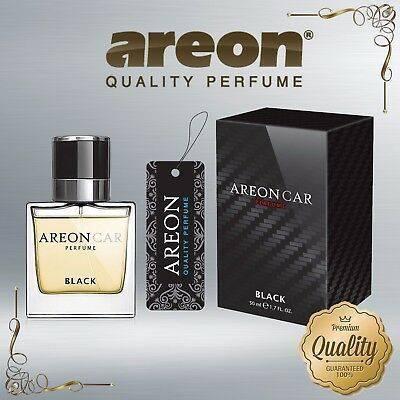 Areon Spray Air Freshener BLACK 50ml
