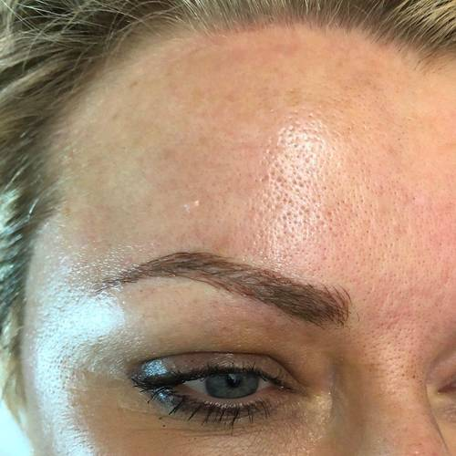 Microblading #microblading #naturalbrows @ultimatebeautyrooms