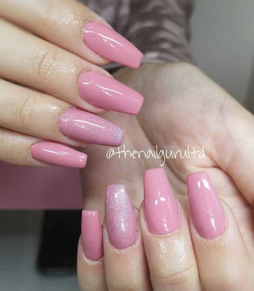 Pretty in pink   Remember bfrom June 1st you can book your own appointment through  Nailgurultd.com  All products will be online later tonight
