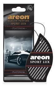 Areon Sport Lux Air Freshener - PLATINUM