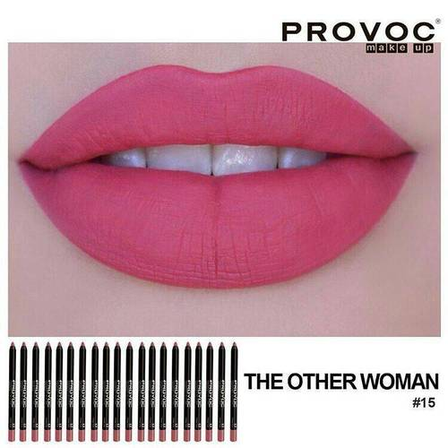 PROVOC Gel Lip Liner 15 The Other Woman