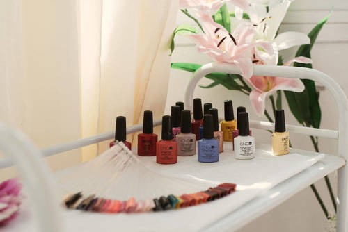 Beautiful shellac selection
