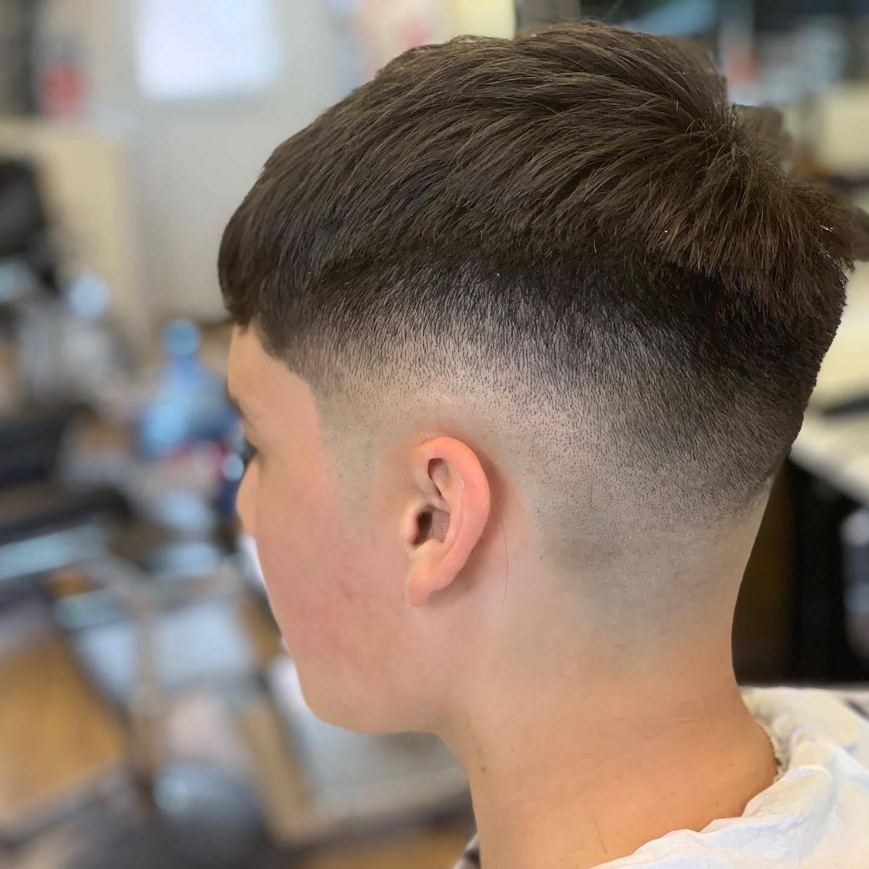#barber #britishmasterbarber #southendonseaessex #fade #andis #wahl #menshair #barbershop