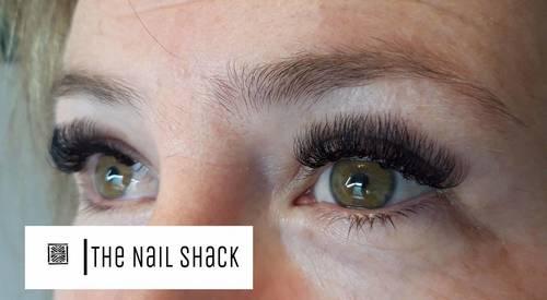 Beautiful volume lashes ❤
