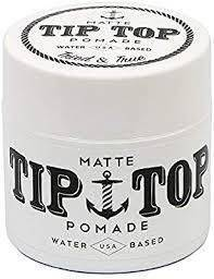 Tip Top Matte Pommade