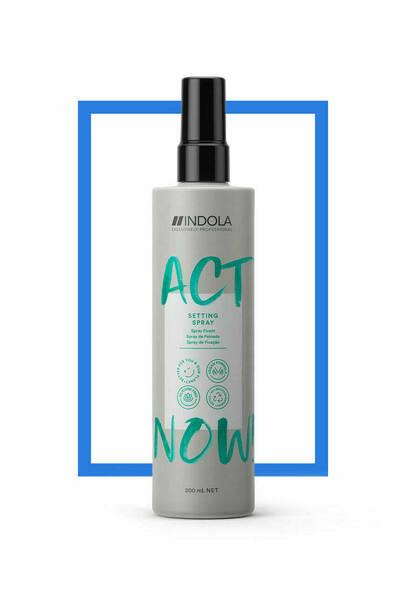 Setting Spray - Indola Act Now! 200ml