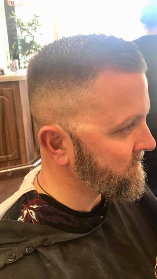Our barbers are smashing it this week! Another brilliant haircut by Mandy  ✂️