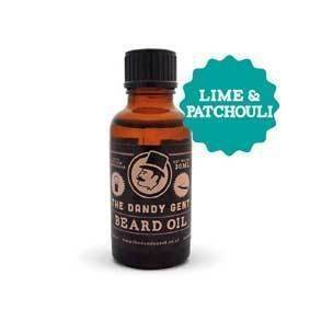 Beard Oil - Lime & Patchouli 30ml