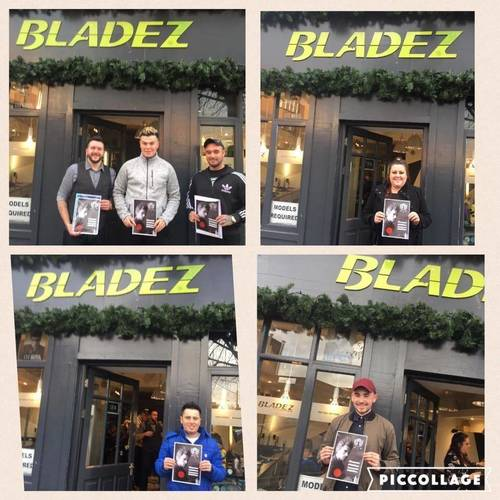 Just what to give a big shout out to all Bladez students passing there exams wishing you all the best in your barbering career✂️✂️✂️