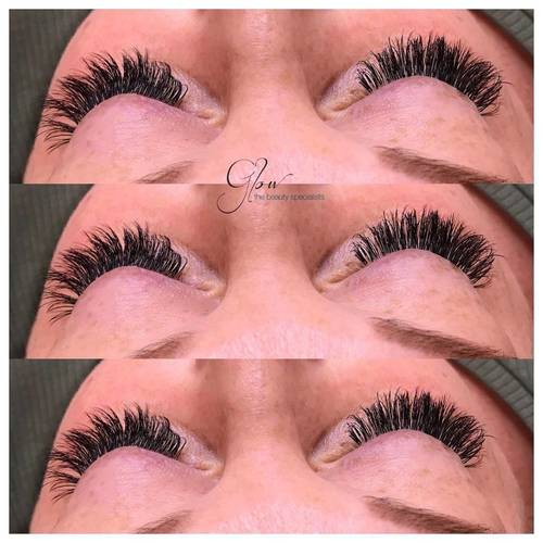 Lashes for daaaays after a 3 week Infill ✨ @novalashuk #glow #suffolk #felixstowe #novalash #novalashornothing #lashlove #lashartist #americanvolume