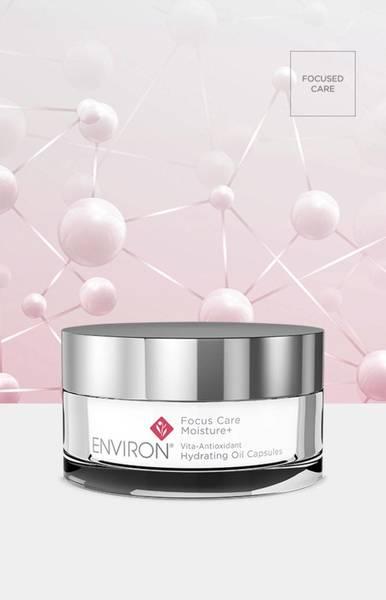 Focus Care Moisture+ Vita-Antioxidant Hydrating Oil Capsules