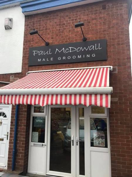 Awning back in action! Thanks to Kev James, and Arann Thornhill