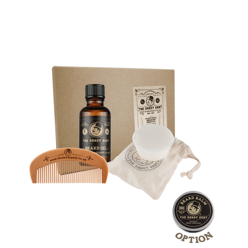 Beard Grooming Box
