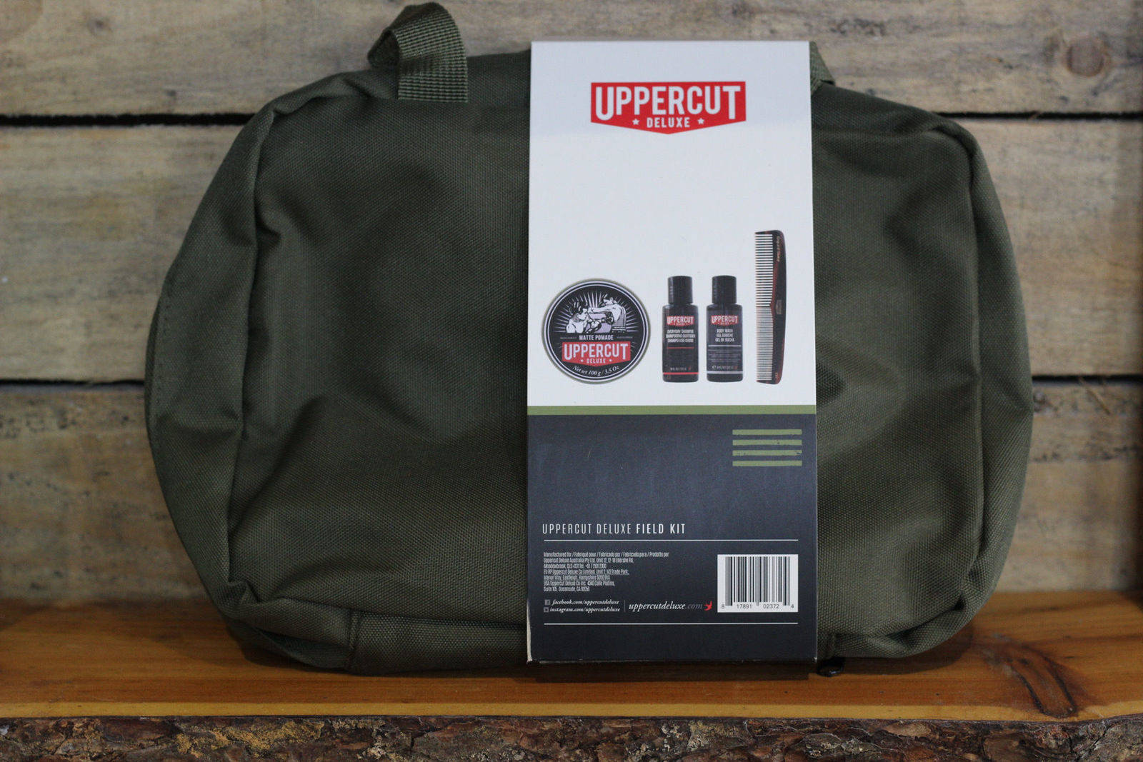 Uppercut Deluxe Field Kit