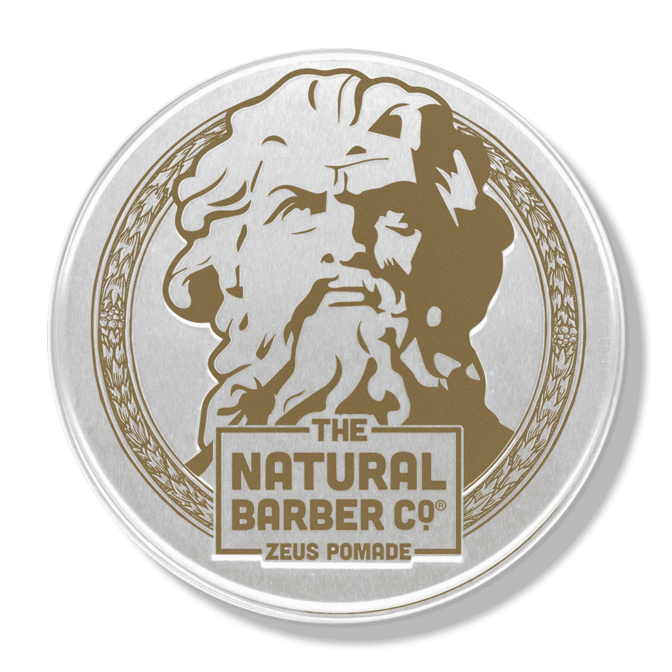 Pomade - Natural Barber Co. - Zues