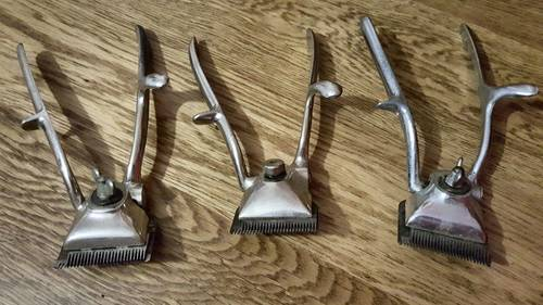 Old time tools of the trade