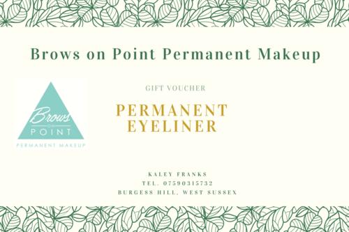 PERMANENT UPPER EYELINER