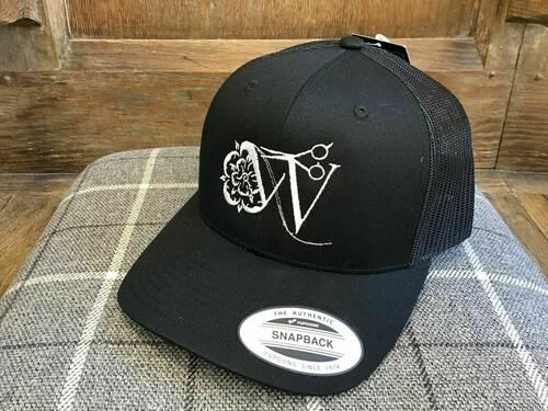 Westwood's Trucker Hat (All Black)