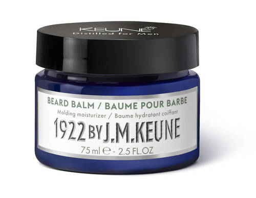 BAUME POUR BARBE 75 ml - 1922 BY J.M. KEUNE