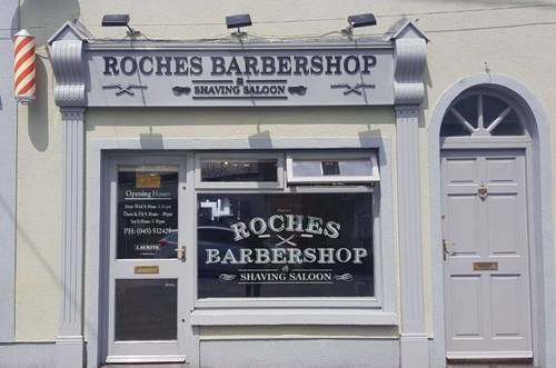 Roches Barbers Monasterevin