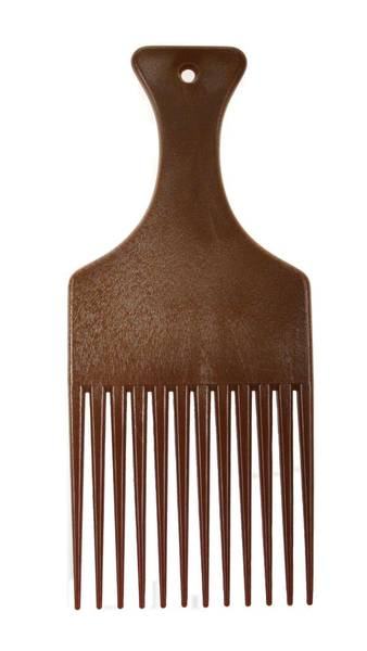 Denman straight Afro Comb