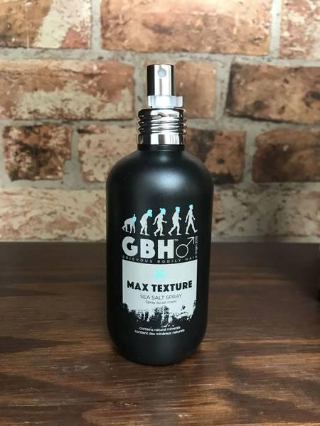 GBH sea salt spray